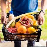 mercado orgânico delivery