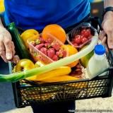 empresa de mercado orgânico delivery Parque Burle Max