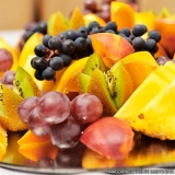 frutas cortadas bandeja valores Vila Sônia
