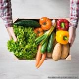 delivery de legumes e verduras