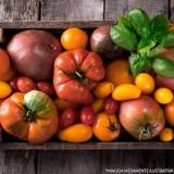 serviço de delivery cestas verduras Chácara Itaim