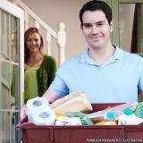 serviço de mercado home delivery Vila Gertrudes