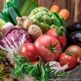 delivery cesta de verduras