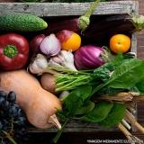 delivery de verdura orgânica