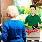 delivery verduras e frutas